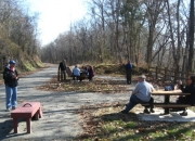 South Boston Trail Picnic
