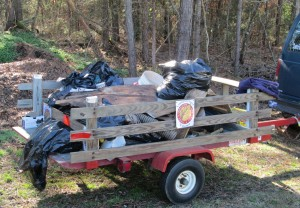 Clean Up on the Tobacco Heritage Trail