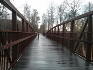 Walk on the Bridge